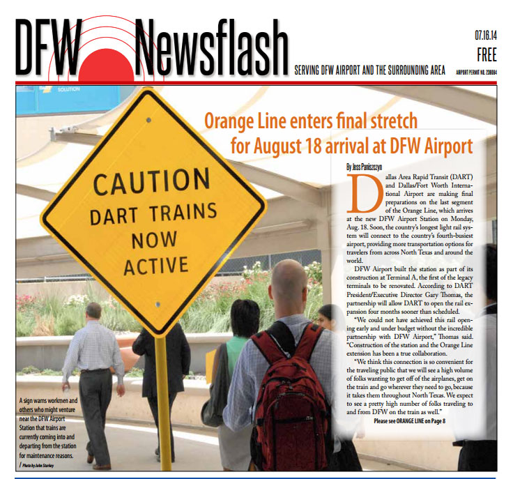 7/16/2014 Newsflash