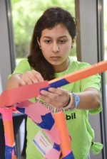 Girls explore engineering careers through ExxonMobil event