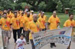 BAPS Charities hosts annual community walk