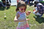 EARTHfest combines ladybug release and recycling events