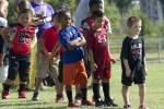 Irving Boys Football Association kicks off season with competitions, celebration