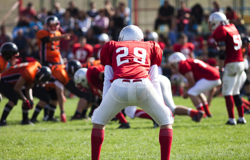 Why Does This Local Varsity Football Player Kick Like a ...