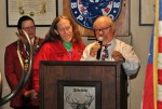 Irving Elks Lodge Citizen of the Year has his day