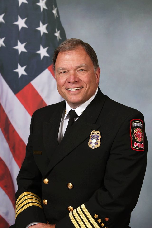 assistant fire chief rusty wilson moves on to katy fire