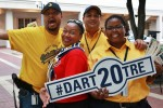 DART celebrates 20 years of rail