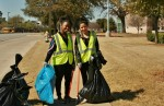 Keep Irving Beautiful supports year-round litter abatement