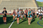 Coppell Band's marching season heated up at summer band camp