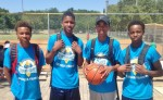 Summer games challenge youths from recreation centers