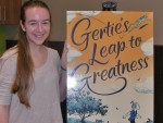 New author shares book at South Irving Library