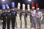 Musicians prepare for contest during Irving Band Festival