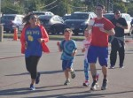 iRun encourages students and parents to become more healthy