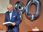 Pastor George celebrates 80th birthday