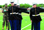 Irving hosts JROTC National Drill Championship