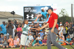 Jordan Spieth inspires at AT&T Byron Nelson Youth Clinic