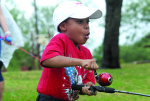 Stop and smell the fishes at Irving Family Fishing Day