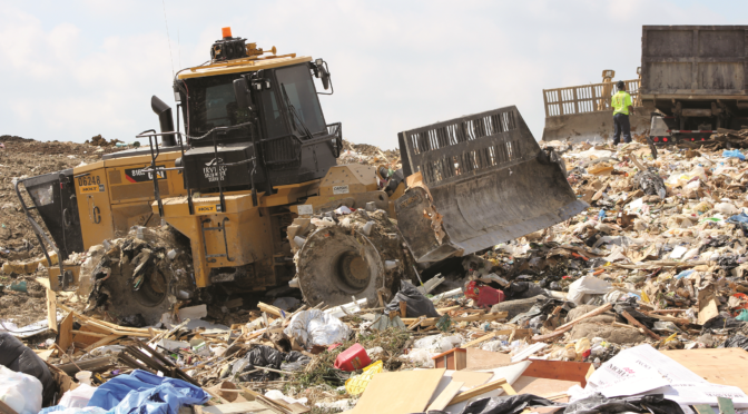 Landfill urges residents to recycle