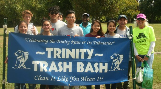 Keep Irving Beautiful seeks volunteers for annual Trash Bash