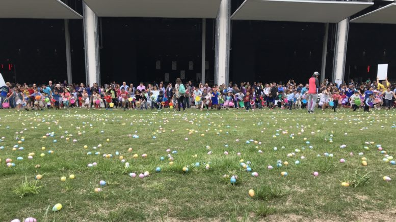 Toyota Service Coupons >> Easter Egg Hunt at The Toyota Music Factory [VIDEO ...